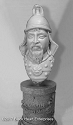 Genghis Khan - MicroMania Bust from Black Heart