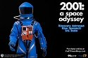 2001: A Space Odyssey Blue Spacesuit 1:6 scale Premium costume only from Executive Replicas