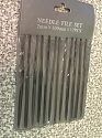 Needle Files 12-pack from Excel