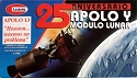 Apollo 13 LM/CSM 1:100 model kit from Lodela
