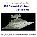 Madman BIG Imperial Cruiser Lighting from Madman Lighting