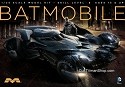 Batman vs Superman Batmobile 1:25 scale from Moebius Models