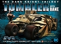 Batman The Dark Knight Armored Tumbler with Bane 1:25  from Moebius Models