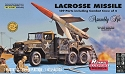 LaCross Missle and truck 1:32 reissue from Revell
