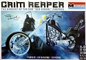 Tom Daniel's Grim Reaper  motorcycle 1:8 reissue from Revell-Monogram