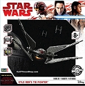 Kylo Ren's TIE Fighter 1:70 - The Last Jedi from Revell