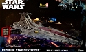 Republic Star Destroyer reissue from Revell