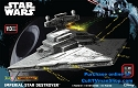 Deluxe Star Destroyer Master Series 1:2700 from Revell/Zvezda