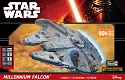 Millennium Falcon 1:72 Masterpiece Series from Revell