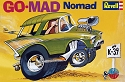 Deal's Wheels Go-Mad Nomad reissue from Revell