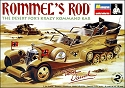 Tom Daniel's Rommel's Rod - 2018 reissue from Revell - $20.95 PREORDER RESERVATION