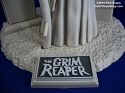 Grim Reaper nameplate from Red Planet