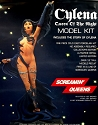 Cylena Queen of the Night resin 1:7 scale from Screamin'