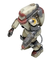 AFSSA E6C/E6 New Rally Pawn  1:20 Maschinen Krieger (SF3D) from Wave