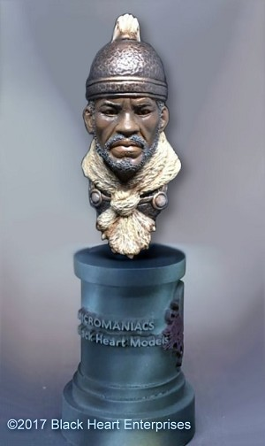 Hannibal of Carthage - MicroMania Bust from Black Heart