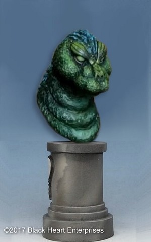 G'zilla - MicroMania Bust from Black Heart