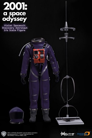 2001: A Space Odyssey Violet Discovery Spacesuit 1:6 scale Premium costume only from Executive Replicas