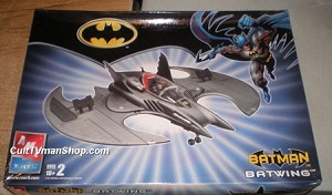 Batman Batwing 2003 reissue from AMT