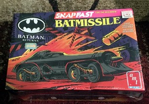 Batman Returns Batmissile 1992 from AMT