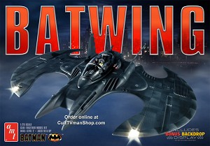 Batman Batwing reissue from Round 2/AMT