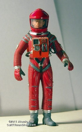 Discovery Astronaut 1:12 scale from Atomic City