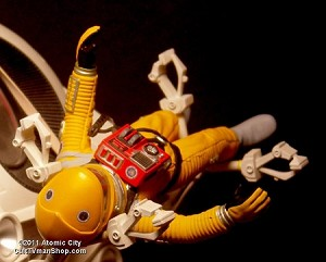 Dead Poole Astronaut 1:12 scale from Atomic City