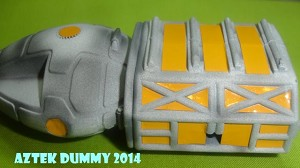 Eagle paint masks 1:72 from Aztek Dummy