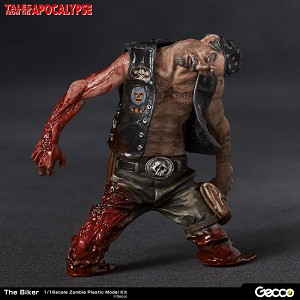 The Biker - Tales from the Apocalypse #6 from Gecco