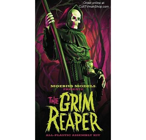 The Grim Reaper from Moebius Models