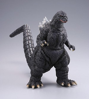 Godzilla 1989 1:400 scale vinyl kit from Kaiyodo