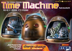 Strange Change Time Machine reissue from MPC/Round 2