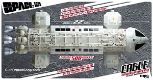 Space 1999 Eagle Display Model 1:48 scale from MPC/Round 2