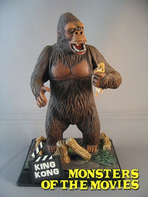King Kong Monsters of the Movies conversion