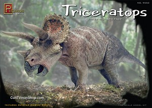 Triceratops 1:24 scale from Pegasus Hobbies
