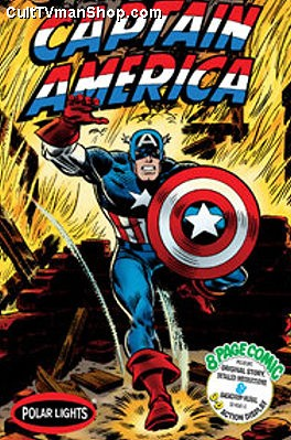 Captain America reissue from Polar Lights