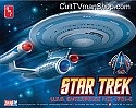 Enterprise-C 1:2500 scale Cadet Series from AMT/Round 2