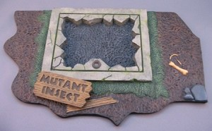 Mutant Insect Base - Graveyard Scenes