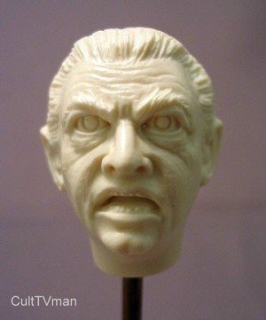 Aurora Vampire head from Night Owl