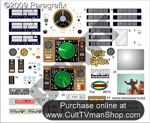 zzJupiter 2 decal set (for stock kit) 1:35 scalefrom Paragrafix