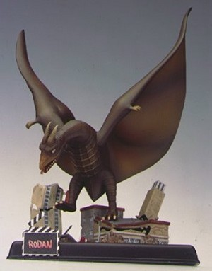 Rodan! from Polar Lights - OPEN BOX KIT