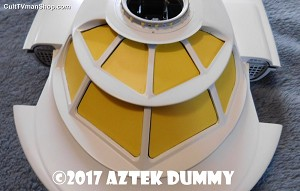 Proteus 1:32 scale paint masks from Aztek Dummy