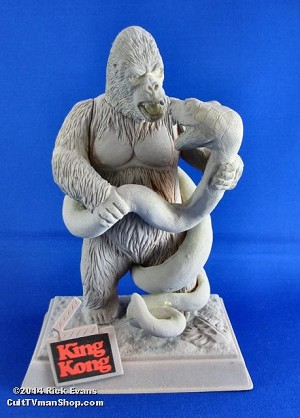 Kong '76 Monsters of the Movies conversion