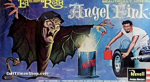 Angel Fink - Ed Roth reissue 1997 from Revell