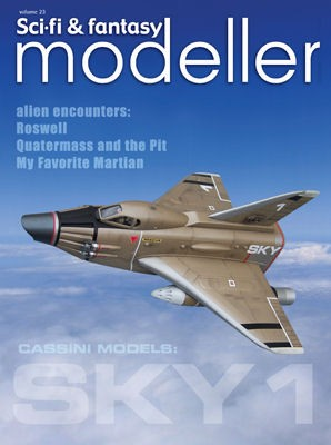 Sci-Fi and Fantasy Modeller vol. 23