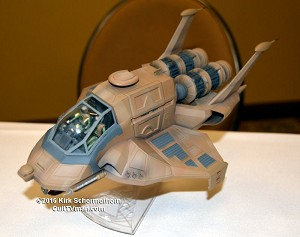 Galactica Raptor 1:32 scale from Moebius - $55.95  - PREORDER RESERVATION