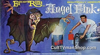 Angel Fink - Ed Roth - Revell reissue from Atlantis