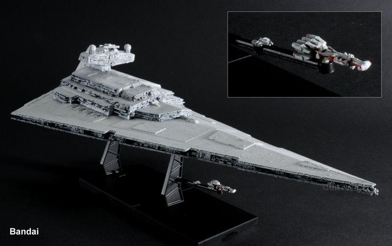 Star Destroyer Regular Edition - 1:5000 from Bandai - $69 99