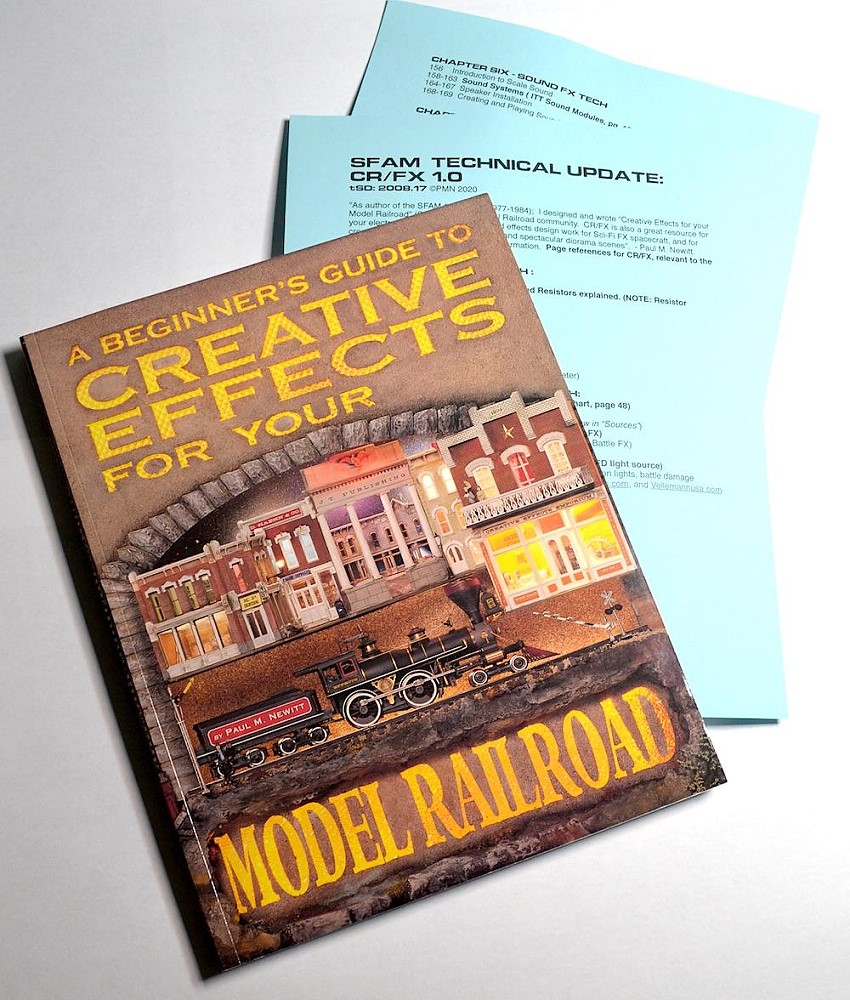 Creative Effects for your Model Railroad