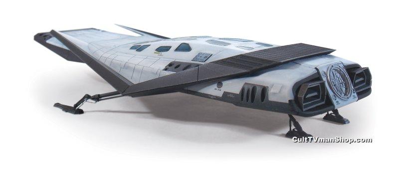 interstellar ranger spacecraft design - 1167×512