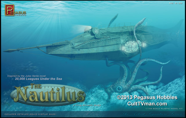 Nautilus model kit